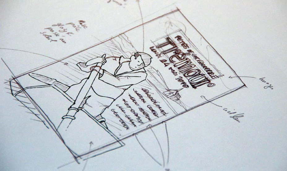 Gwendal Hasson, créations graphiques Bretagne